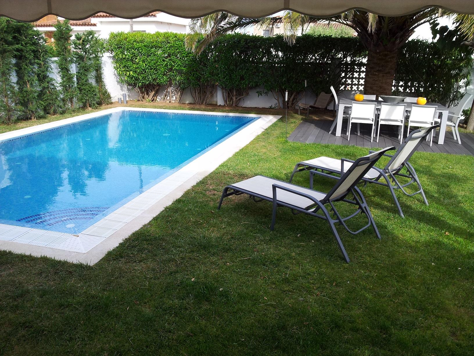 Location Villa De Luxe Avec Piscine à Empuriabrava
